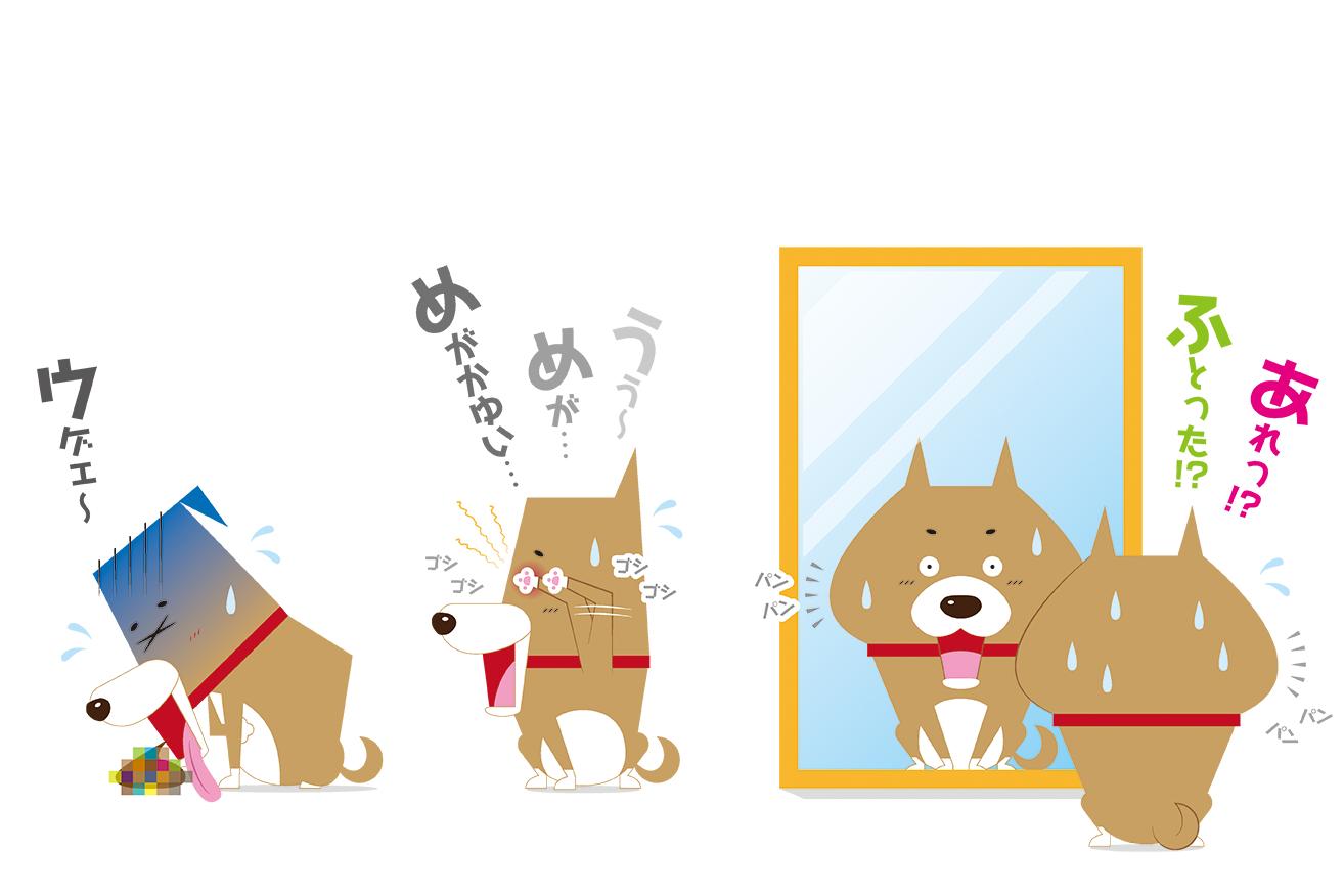 犬のワクチンアレルギーの原因と予防
