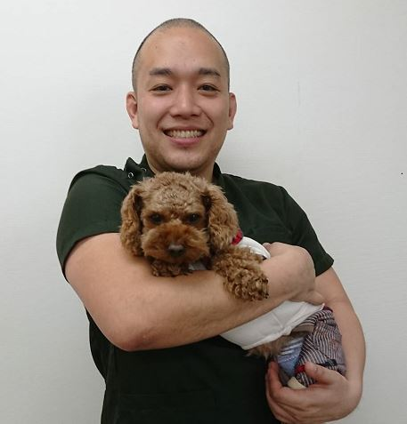 獣医師岩佐先生