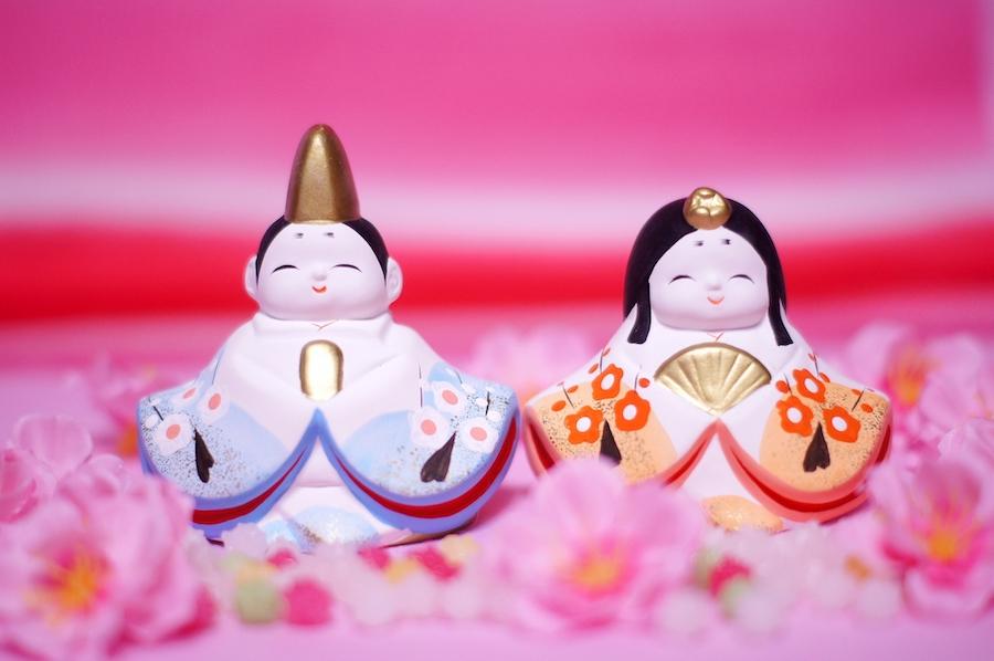 3月3日は桃の節句、ひな祭り!