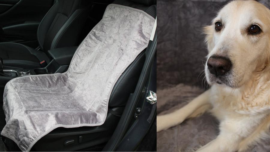 ドライブシートで車内の汚れを気にせず出かけよう!